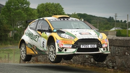 The Joule Donegal International Rally