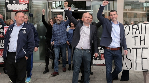 Fallout from the Jobstown 6 verdict | Prime Time