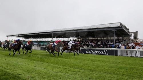 Six will go in the Keeneland Phoenix Stakes at the Curragh