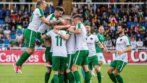 Cork City are hoping for another famous European night