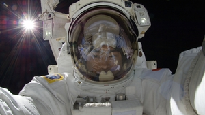 The Japan Aerospace Exploration Agency plans to send an astronaut beyond the International Space Station