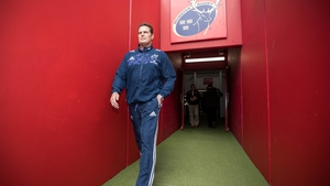 Rassie Erasmus is walking away from his Munster role
