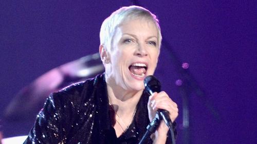 Annie Lennox has 8 Brit Awards and 4 Grammys on her shelf