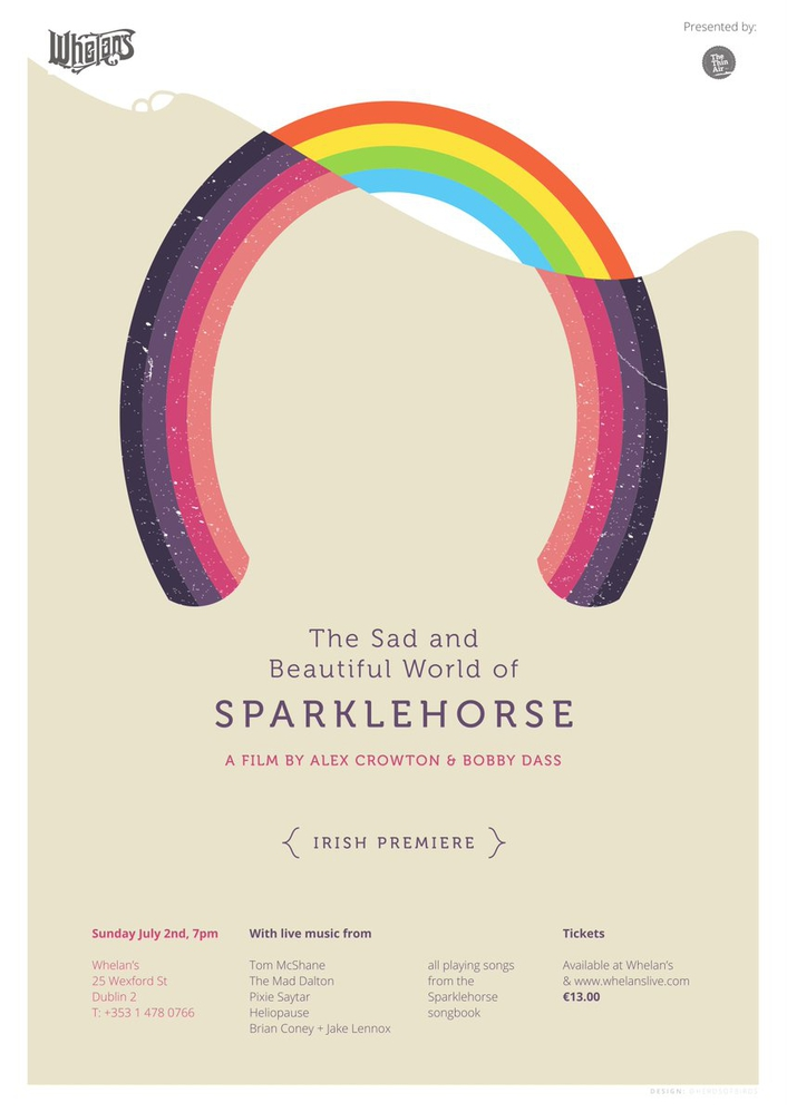 "Mark Linkous and ""The Sad and Beautiful World of Sparklehorse"""