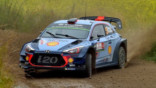 Second for Paddon and Marshall in Poland to make Hyundai 1-2