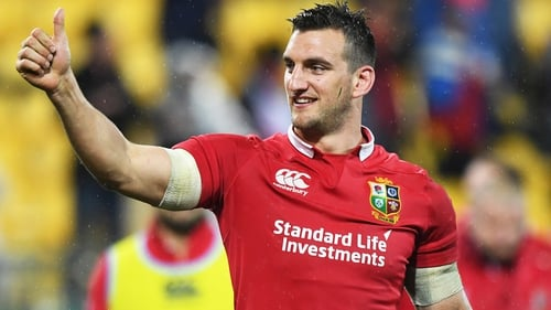 Sam Warburton will be back in action next season following successful surgery