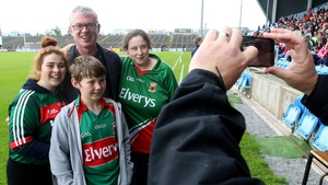 Mayo left it late to see off the Derry challenge