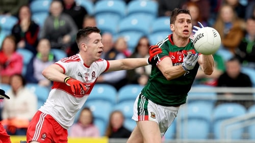 Mayo are through to the next round