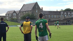 Meath are through to the next round (pic: Meath GAA Twitter)