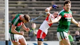 "Whelan: Mayo ""need to look at their discipline"" 