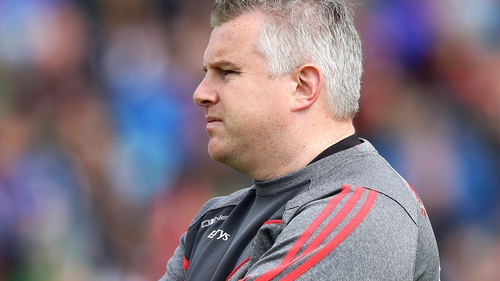 Stephen Rochford plans to blood some new players in the game against Monaghan