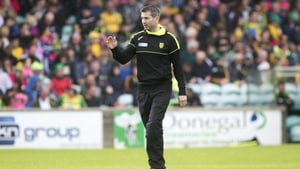 Rory Gallagher said his team gave an immature display against Longford today