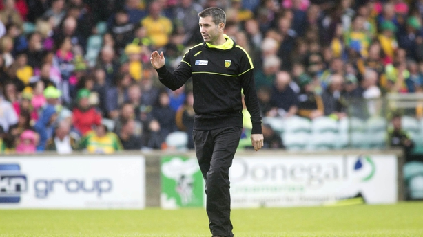 Rory Gallagher insists social media had nothing to do with Donegal resignation