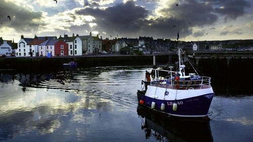 Voisinage Arrangement allows mutual access to Northern Ireland and Republic of Ireland vessels up to six nautical miles off the coast of Ireland and UK