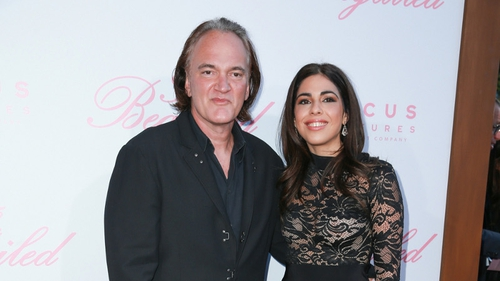 Tarantino and Pick became engaged last Friday in LA according to reports