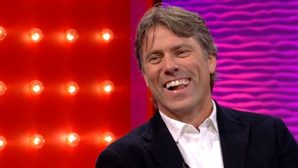 John Bishop says his early stand-up routines in Ireland convinced him to pursue a career in comedy