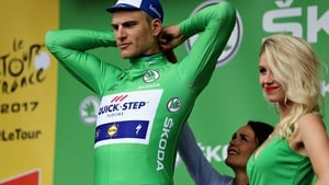 Marcel Kittel of Germany and Quick-Step Floors
