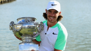 Tommy Fleetwood's final round charge won him the HNA Open de France