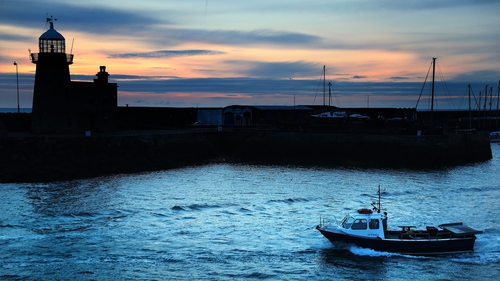 The move will mean that boats from the Republic of Ireland will no longer be allowed to fish within 12 nautical miles of the UK coastline