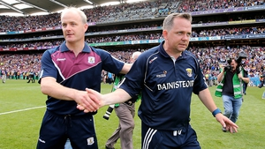 Wexford boss Davy Fitzgerald conceded that his team were 'chasing shadows' during the second half