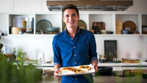 Donal Skehan's Tomato & Ricotta Puff Pastry Tarts