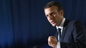 The accused reportedly planned to kill Emmanuel Macron on 14 July