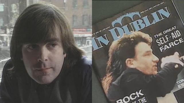 John Waters, In Dublin Magazine