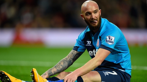 Stephen Ireland's last competitive outing came at Crystal Palace in May 2016