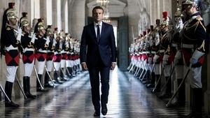 Liberté, égalité, Macron