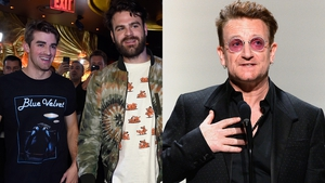 "The Chainsmokers and new BFF Bono - ""We'll see what happens"""