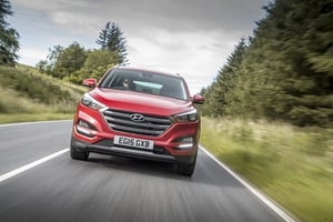 The Hyundai Tucson is still the most popular car on the market.