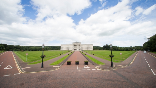 Formal talks between the two largest parties in Northern Ireland have yet to resume following a break for summer