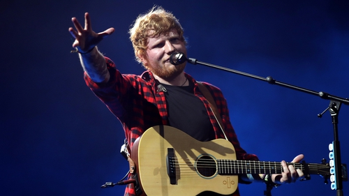 Sheeran - ''I've actually never felt this much hate in my life, but also I've never felt this much adoration.""