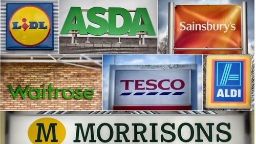 UK supermarket groups have seen sales soar during the pandemic