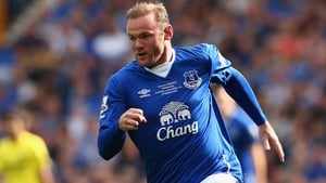 Wayne Rooney looks set to line out for Everton next season