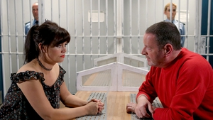 Jane is worried that Dermot will not be able to cope in prison