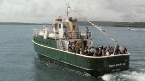 New Ferry Boat For Cape Clear