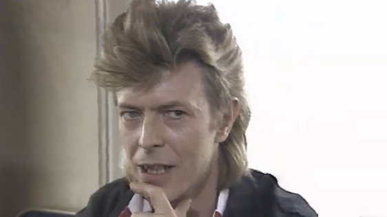David Bowie in Ireland (1987)
