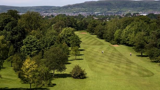 Belfast's Belvoir Park Golf Club