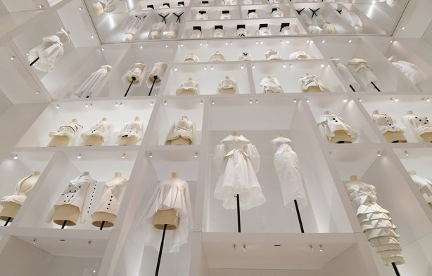 The Christian Dior Exhibition Couturier Du Rêve