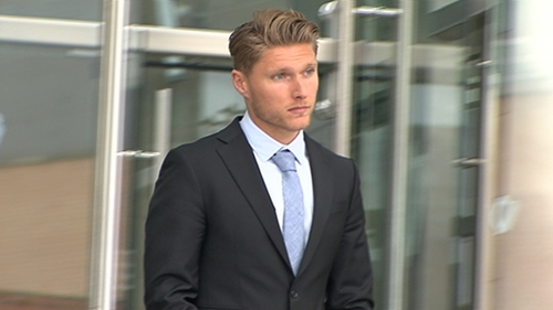 The jury was warned to disregard the fact that Jeff Hendrick is a well-known football player