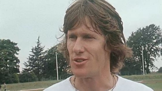 John Walker Athlete (1977)
