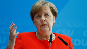 Angela Merkel said Germany wants everyone to benefit from economic progress