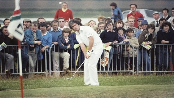 John O'Leary Irish Open 1979