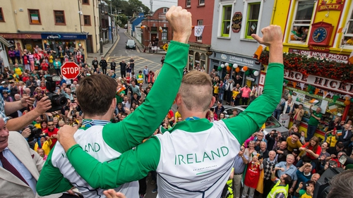 Gary and Paul O'Donovan are going for Swiss gold