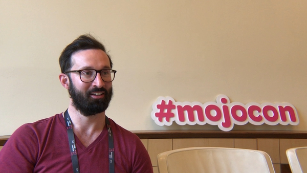 Jamie Starboisky tells MoJoCon 2017 to help LGBTQ and marginalised communities tell their own stories