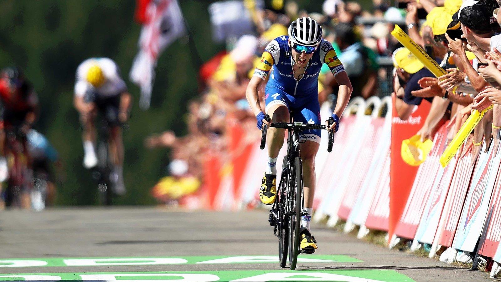 Image - Dan Martin is likely to target stage victories than the general classification
