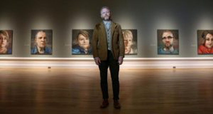 "Review:  ""Silent Testimony"", an exhibition by Colin Davidson"
