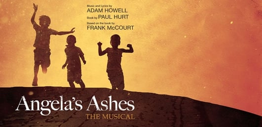 """Angela's Ashes: The Musical"", on tour around Ireland"