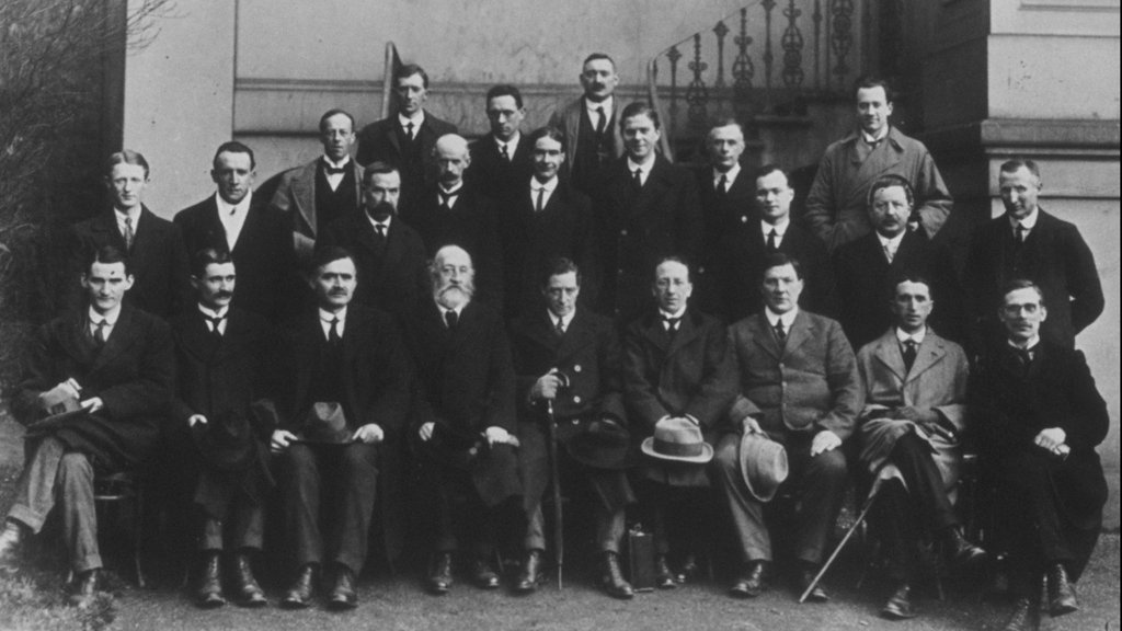 Members of the First Dáil 1919 - 0207/009